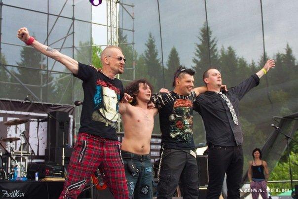 панк рок группы русские слушать