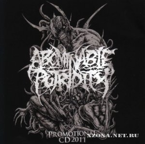Abominable Putridity - Promotional CD (2011)