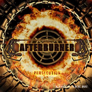 Afterburner - Persecution [EP] (2012)
