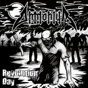 Ammonium - Revolution Day (EP) (2012)