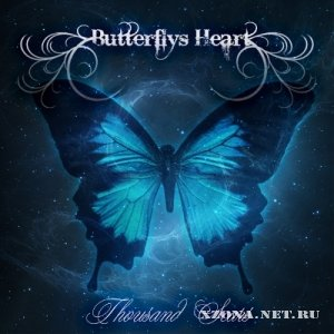 Butterfly's Heart - Thousand Scars [Single] (2012)