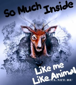 So Much Inside - Like Me Like Animal (EP) (2011)