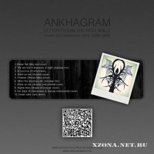 Ankhagram - Letters From The Past vol.2 (Compilation) (2012)