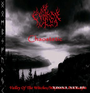 Evilnox & Chaostetic - Valley Of The Witches / Мёртвый Ландшафт (Split) (2012)