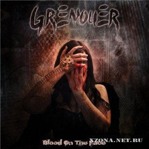 Grenouer - Blood On The Face (Single) (2012)