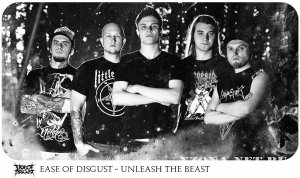 Ease Of Disgust - Unleash The Beast (Single) (2012)