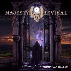Majesty Of Revival - Through Reality (2012)