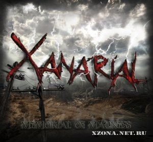 Xanarial - Memorial of madness (EP) (2012)