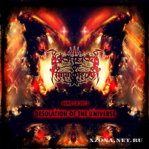Sacrifice Of ImmortalS - Desolation Of The Universe (Demo) (2012)