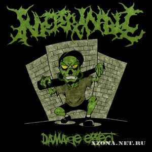 Indeterminable - Damage Effect (EP) (2012)
