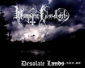 Wampyric Bloodlust - Desolate Lands (2012)