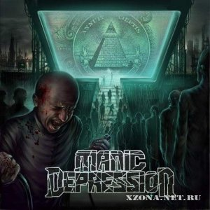 Manic Depression - Box Of Lies (EP) (2012)