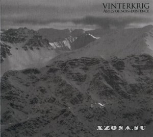 Vinterkrig - Ashes Of Non-Existence (2012)