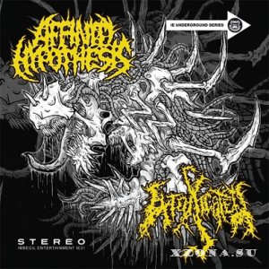 Affinity Hypothesis & Intoxicated - Dual Explosive Brutality [Split] (2012)