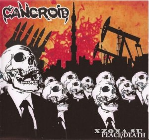 Cancroid - Peace/Death (2012)