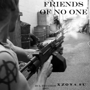 Friends of no one - Friends of no one (2013)