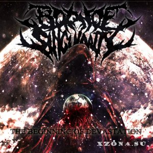 Born Of Singularity - The Beginning Of Devastation (EP) (2013)