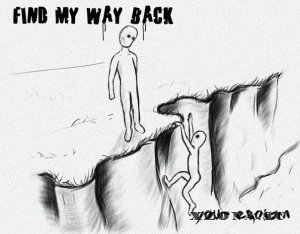 Find My Way Back - Your Egoism [Single] (2013)