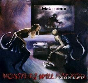 Monsters Will Eat You - Main Manu/Press Start (EP) (2013)