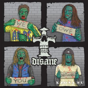 Disane - We Owe You Nothing (EP) (2013)