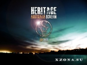 Australia Scream – Heritage (EP) (2013)
