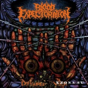 Blood Expectoration - Disfigured Vision (2012)