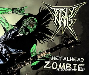 Tasty Nails – Metalhead Zombie (EP) (2013)