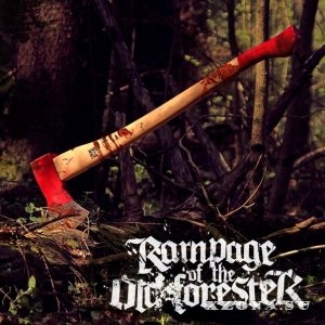 Rampage Of The Old Forester - Inhumation [EP] (2013)