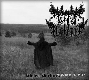 Temple of Alienation - Stolen Darkness (EP) (2013)