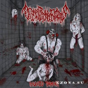Decomposition Of Entrails - Perverted Torments (2013)