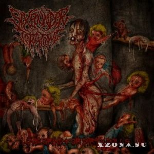Sixpounder Teratoma - Love Grind for Dirty Dolls (2013)