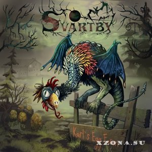 Svartby - Karl's Egg Farm [Single] (2013)