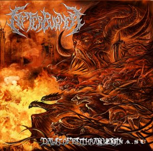 Afterburner – Dawn of Enthrallment (2014)