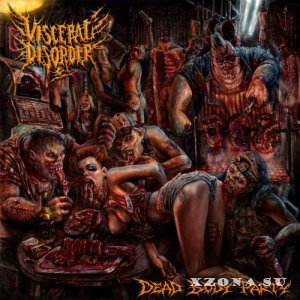 Visceral Disorder - Dead Body Party (2014)