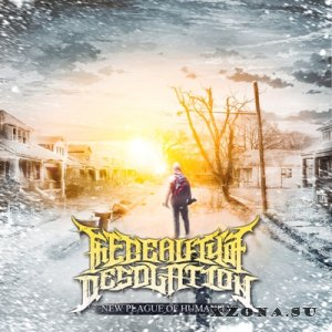 The Beauty Of Desolation - New Plague Of Humanity [EP] (2014)