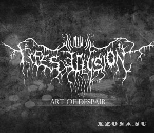 Life's Illusion - Art Of Despair (Demo) (2014)