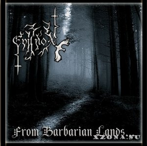 Evilnox - From Barbarian Lands... (EP) (2014)