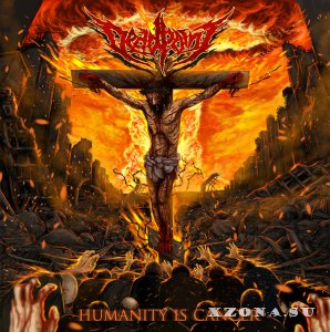 DeadPoint - Humanity Is Cancer (2014)