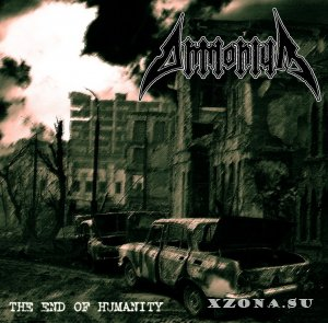 Ammonium - The End Of Humanity (2015)