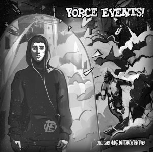 Force Events! - #HCNTRVRT# (EP) (2015)