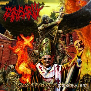 Barbarity - Crush Of Hypocritical Morality (2015)