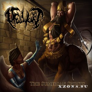 Helvort - The Sumerian Spirits (EP) (2015)