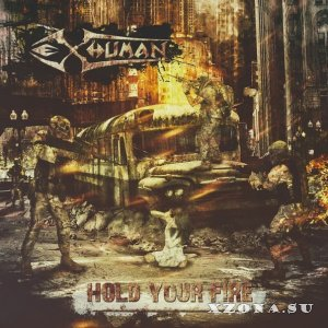 eX-Human - Hold your fire (EP) (2015)