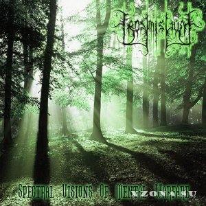 FrostMistium - Spectral Visions Of Mental Warfare [Single] [2015]