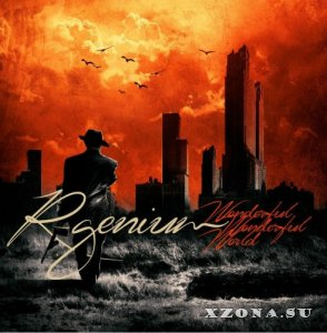 R-Genium - Wonderful Wonderful World (2015)