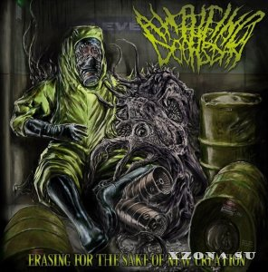 Awaiting The Doomsday - Erasing For The Sake Of New Creation (EP) (2015)