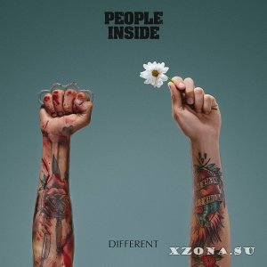 People Inside - Different [EP] (2015)
