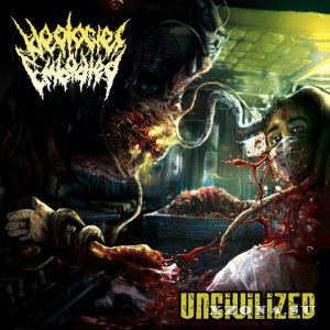 Ideologies Embodied – Uncivilized (EP) (2015)