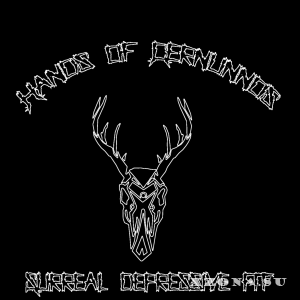 Hands of Cernunnos - Surreal-depressive fit (Single) (2016)