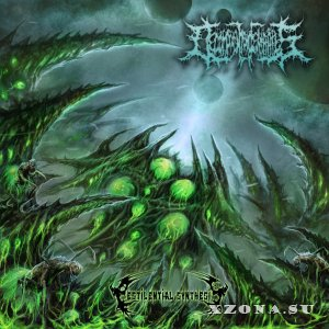 Decomposition Of Entrails - Pestilential Synthesis (2016)